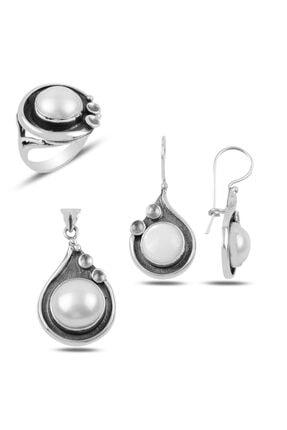 Zuk Collection Gümüş Set ve Takım
