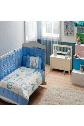 Taç Bebek Uyku Seti Sweet Animals Mavi 8696048440049