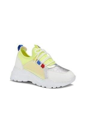 Vicco Verona Spor Ayakkabı Beyaz/sarı 0