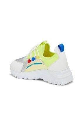 Vicco Verona Spor Ayakkabı Beyaz/sarı 3