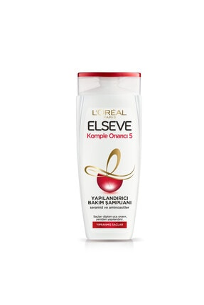 Elseve Komple Onarıcı 5 Yapılandırıcı Bakım Şampuanı 450 ml 2