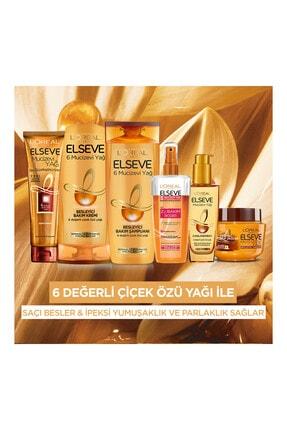 Elseve L'oréal Paris 6 Mucizevi Yağ Besleyici Bakım Şampuanı 450 ml 4