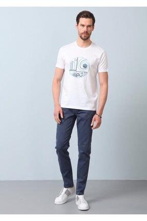 Ramsey Desenli Örme T - Shirt 1
