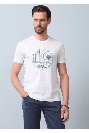 Ramsey Desenli Örme T - Shirt 2