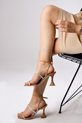 Tessera Topuklu Kadın Sandalet 1