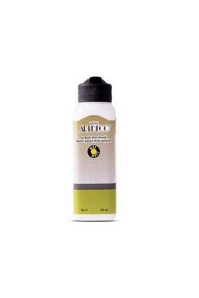 Artdeco Su Bazlı Mat Vernik 140 ml 0