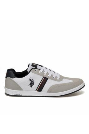 US Polo Assn U.s Polo Assn. Kares Beyaz Erkek Sneaker 1