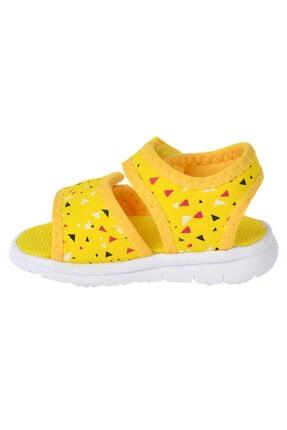 Vicco Kız Bebek Sarı Spor Sandalet 332.20y.305 2