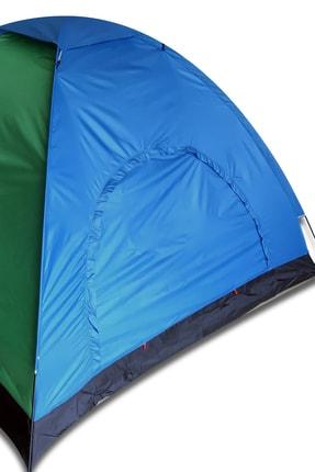 And Outdoor 3 Kişilik Kamp Çadırı Su Geçirmez Çadır Tatil Plaj Deprem Çadırı 0