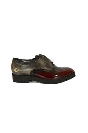 Mammamia 220 Kadın Deri Ayakkabı 0