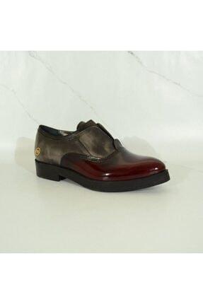 Mammamia 220 Kadın Deri Ayakkabı 1