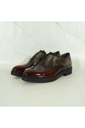 Mammamia 220 Kadın Deri Ayakkabı 3