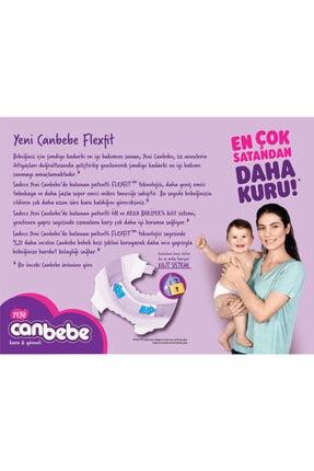 Canbebe Jumbo Paket 3 Numara Bebek Bezi 204 Adet 1