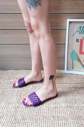 Ayakkabı Modası Kadın Terlik 0