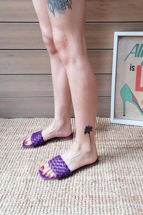 Ayakkabı Modası Kadın Terlik 1