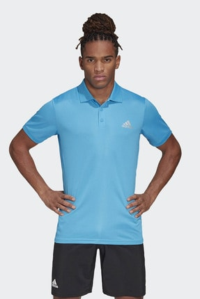 adidas Club Solid Polo Erkek Tişört 0