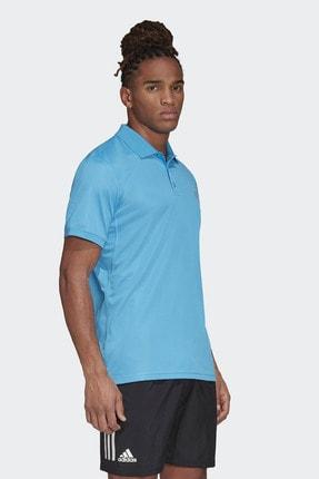 adidas Club Solid Polo Erkek Tişört 2