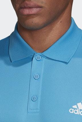 adidas Club Solid Polo Erkek Tişört 4
