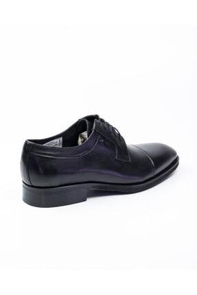 MARCOMEN 10005 Siyah Deri Jurdan Klasik Erkek Ayakkabı Siyah-40 3