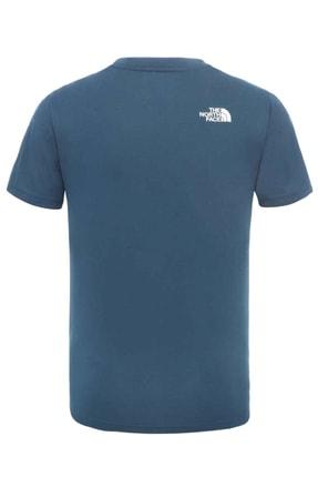 The North Face Reaxion 2.0 Çocuk T-Shirt Mavi 1