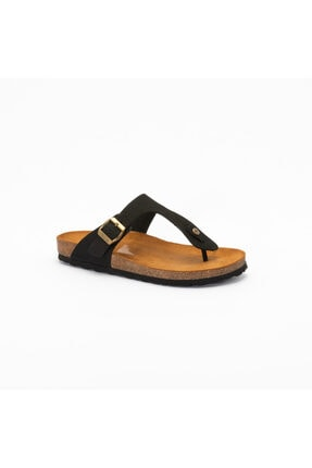 Frau Kadın Günlük Ayakkabı 5851 Nabuk-v Nero 0