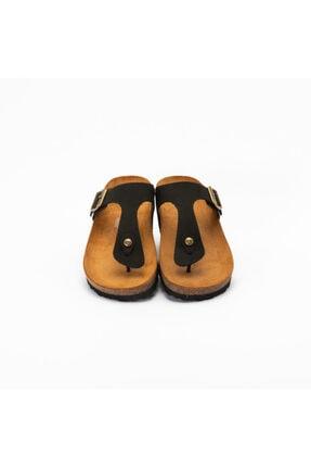 Frau Kadın Günlük Ayakkabı 5851 Nabuk-v Nero 4