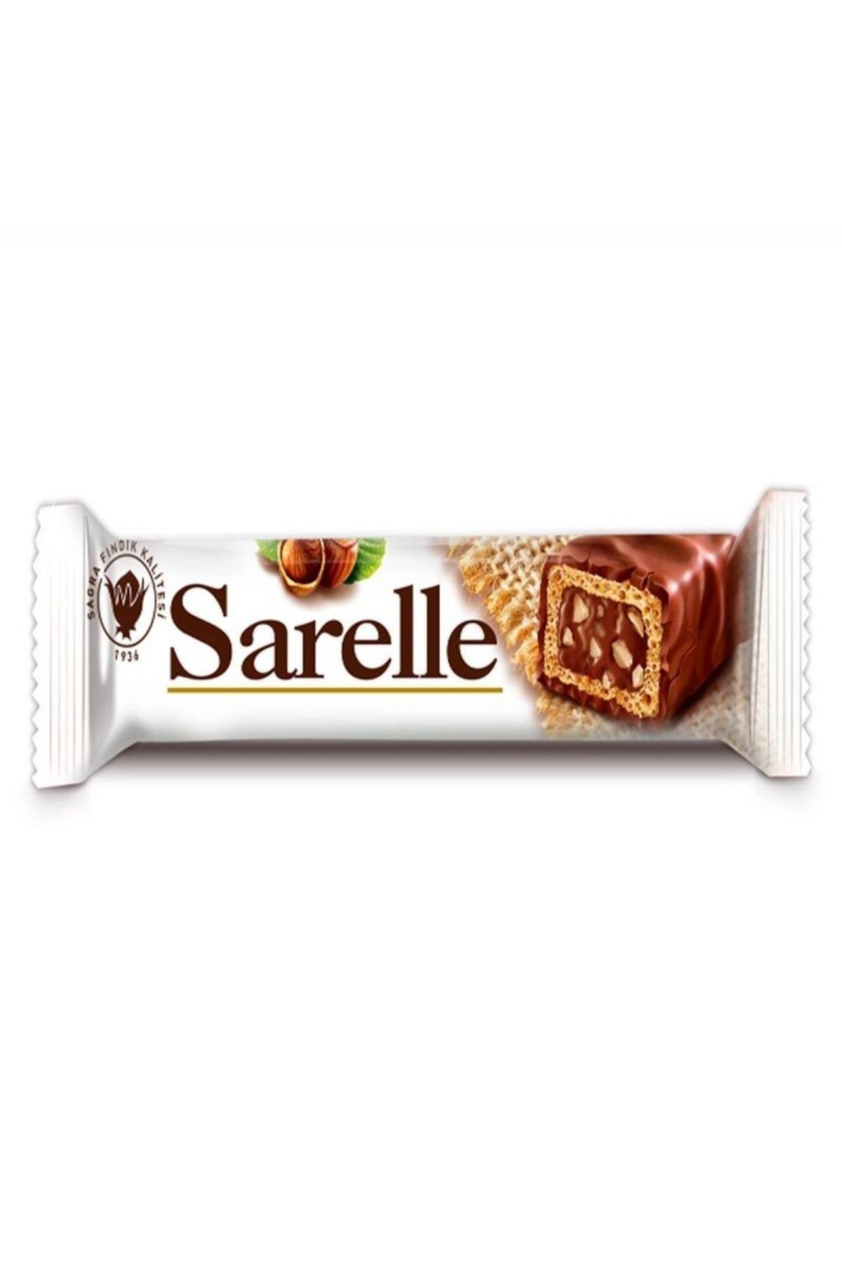 Sarelle Gold Çikolatalı Gofret 33 gr 0