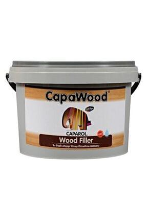 Filli Boya Capawood Wood Filler Su Bazlı Ahşap Yüzey Düzeltme Macunu 2,5 lt 0