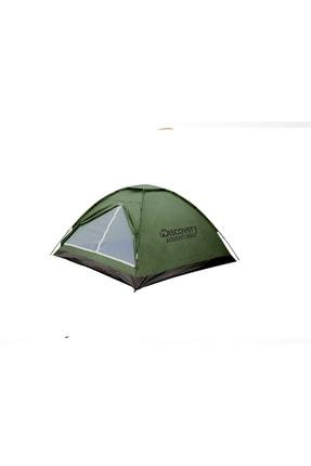 Discovery Çift Kişilik Taşıma Çantalı Kamp Çadırı 0