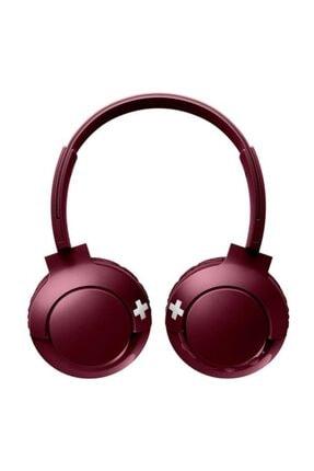 Philips SHB3075RD/00 BASS+ Mikrofonlu Bluetooth Kulaklık - Kırmızı 1