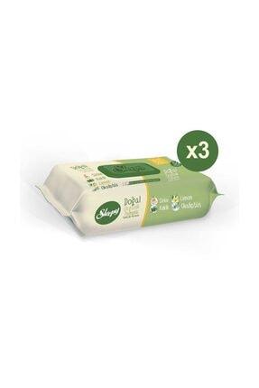 Sleepy Doğal Organik Pamuklu Temizlik Havlusu 3X50 0