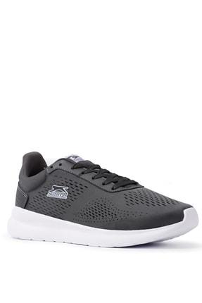 Slazenger MEXICAN Gri Erkek Koşu Ayakkabısı 100787994 1