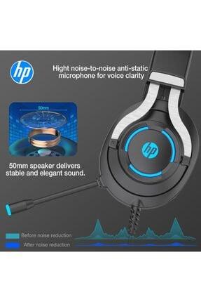 HP H360g 7.1 Surround Usb Gaming Oyuncu Kulaklığı 4