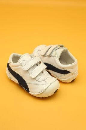 Db Kids Bebek  Ilk Adım Bebek Ayakkabısı Beyaz B108 1