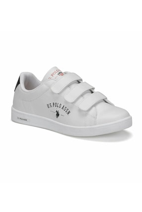 US Polo Assn U.s Polo Assn. Singer Beyaz Unisex Sneaker 0
