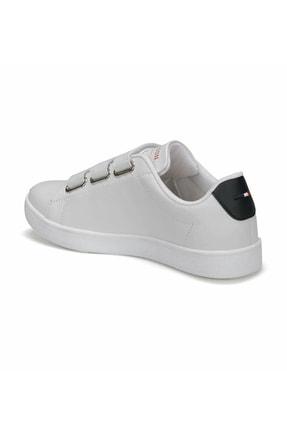 US Polo Assn U.s Polo Assn. Singer Beyaz Unisex Sneaker 2