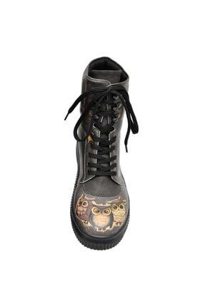 Dogo Owl Family Future Bootskadın Uzun Bot 4