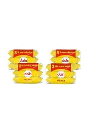 Dalin Islak Temizleme Mendili 56lı (3 lü Paket) x 4 Adet 1