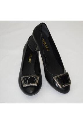 PUNTO Kadın Siyah Rolax Ayakkabı 3