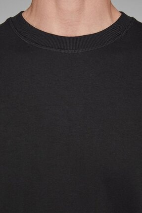 Jack & Jones Erkek Sweatshirt Jjeholmen Sweat Crew 12136886 4