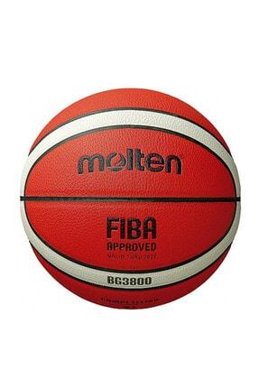 Molten B5g3800 Fıba Onaylı Kauçuk 5 No Basketbol Topu avs-molten-B5G3800-no5