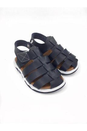 Miss Junior Lacivert Sandalet 0