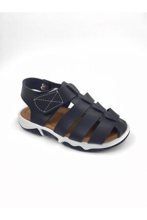 Miss Junior Lacivert Sandalet 1