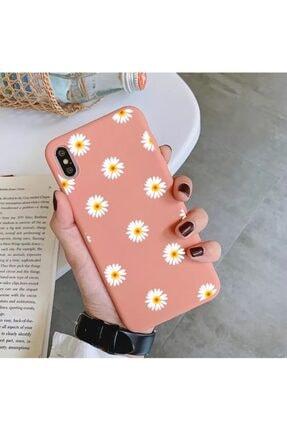 Mobildizayn Apple Iphone 6-6s Papatya Desenli Kılıf 0