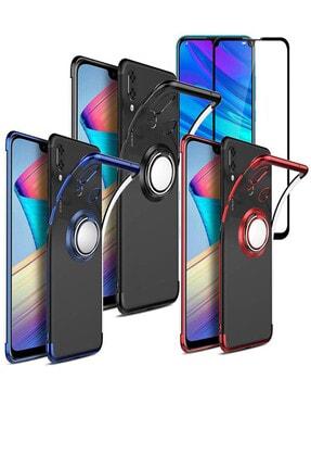Omelo Apple Iphone 6s Kılıf Yüzük Standlı Metal Manyetikli Tutucu Silikon Hediyeli 1