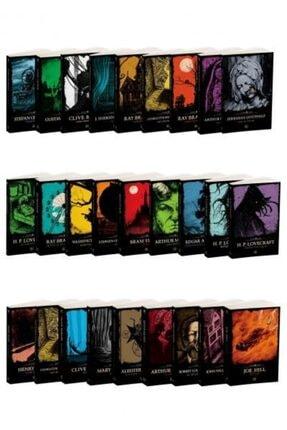 İthaki Yayınları Karanlık Kitaplık 32 Kitap Takım 0