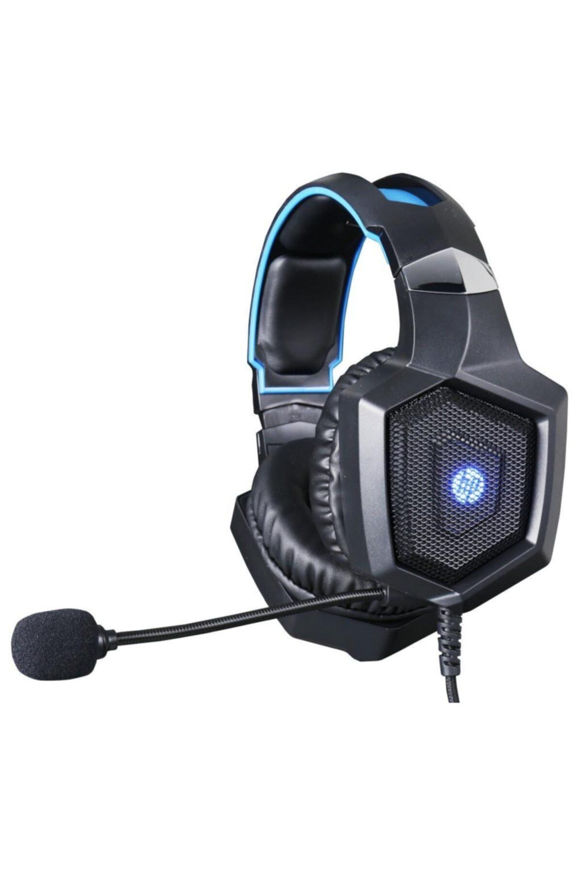 H320 Gs 7.1 Gaming Işıklı Mikrofonlu Oyuncu Kulaklığı