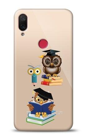 Eiroo Xiaomi Mi Play Clever Owl Kılıf 0