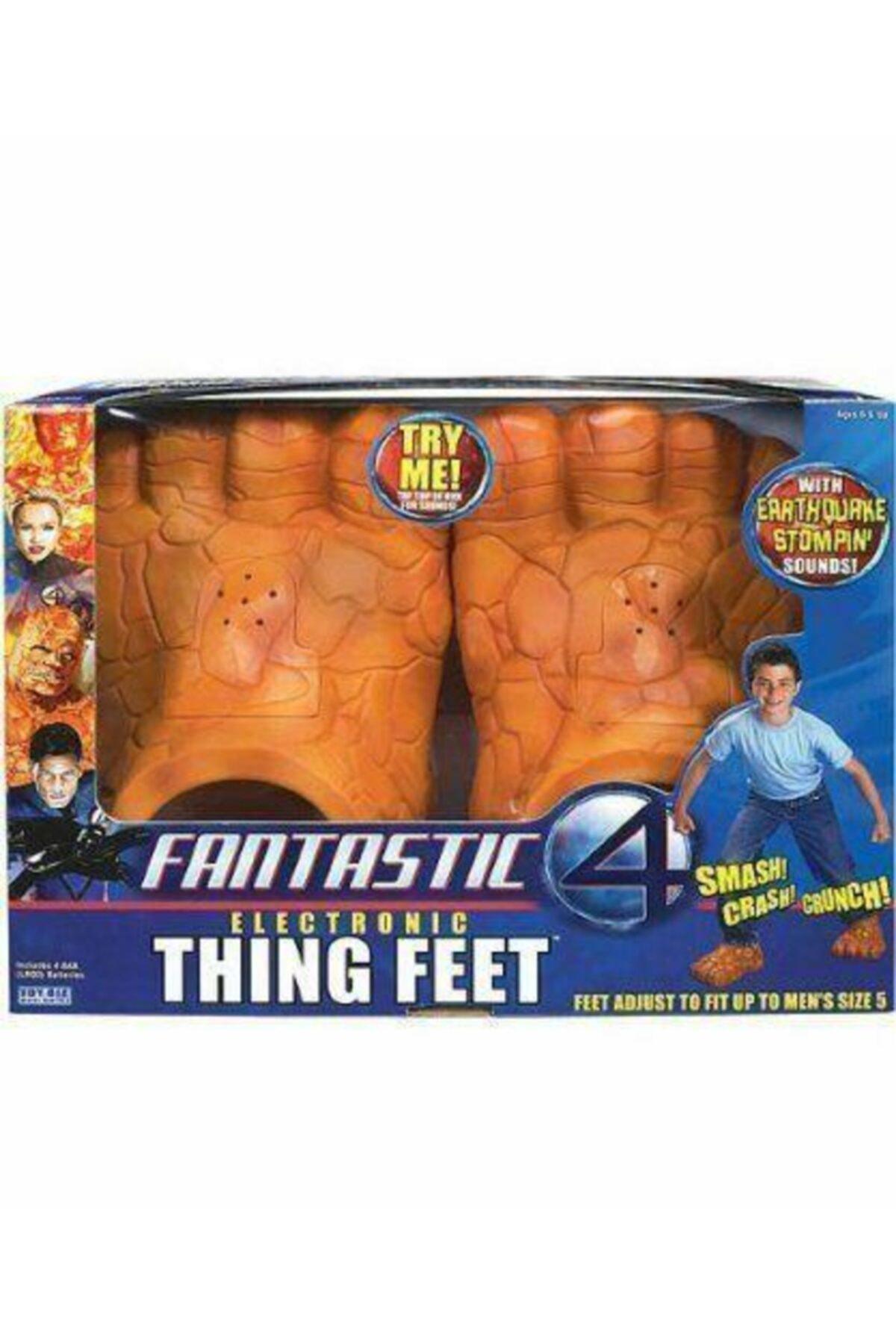 Fantastik Dörtlü Electronic Thing Feet Ayak Taş Adam F963