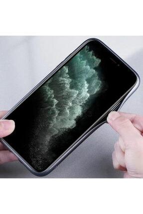 MobileGaraj Iphone Xs Max Darbeye Dayanıklı Uzy Kapak Kılıf + Kitap #04 1